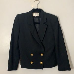 🌺Vintage Christian Dior blazer